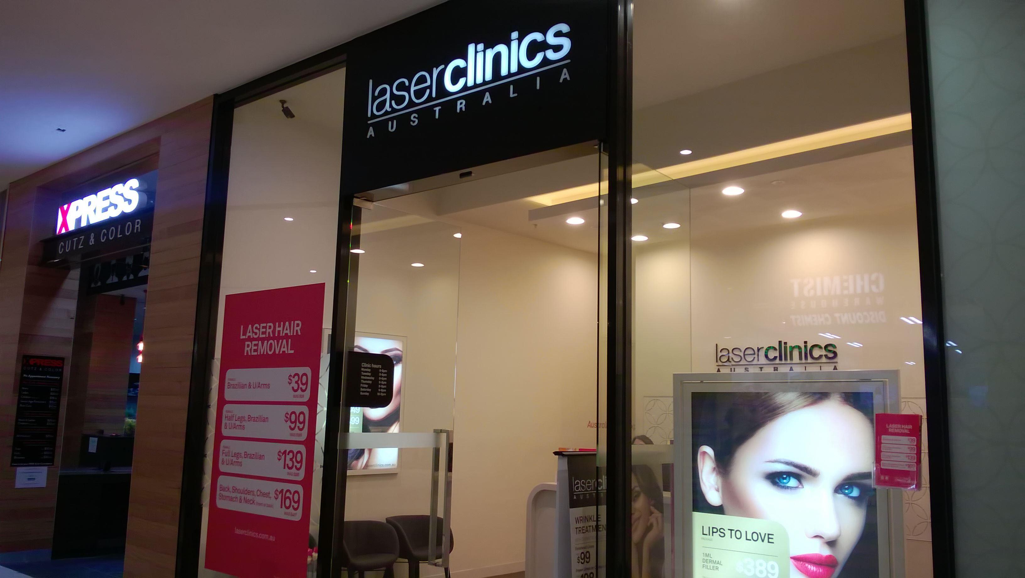 Laser Clinics Australia Pacific Werribee   Hair Removal   Beauty