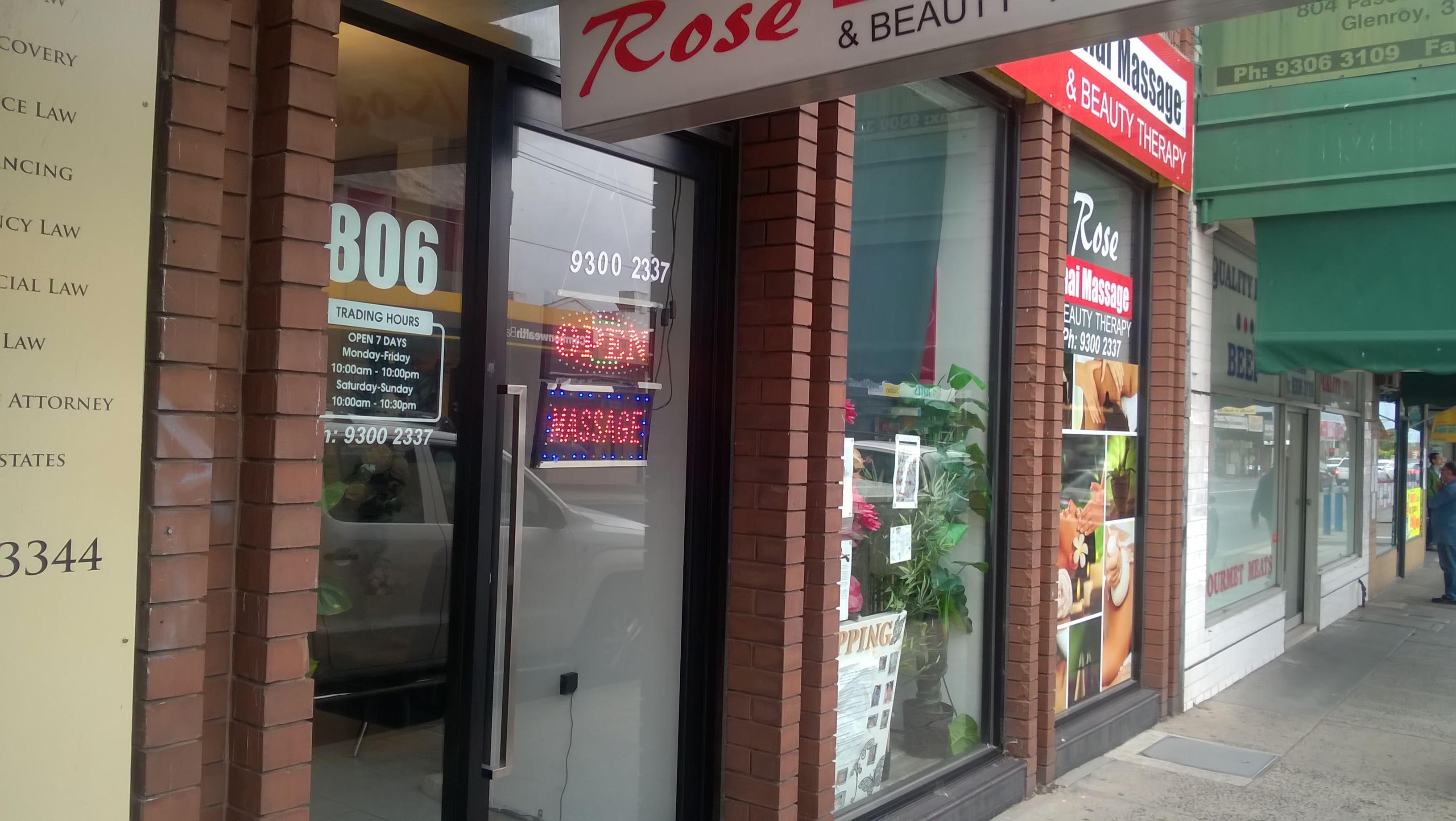 Massage | Thai Massage | Rose Thai Massage & Rose Thai Massage | Thai Massage | Massage