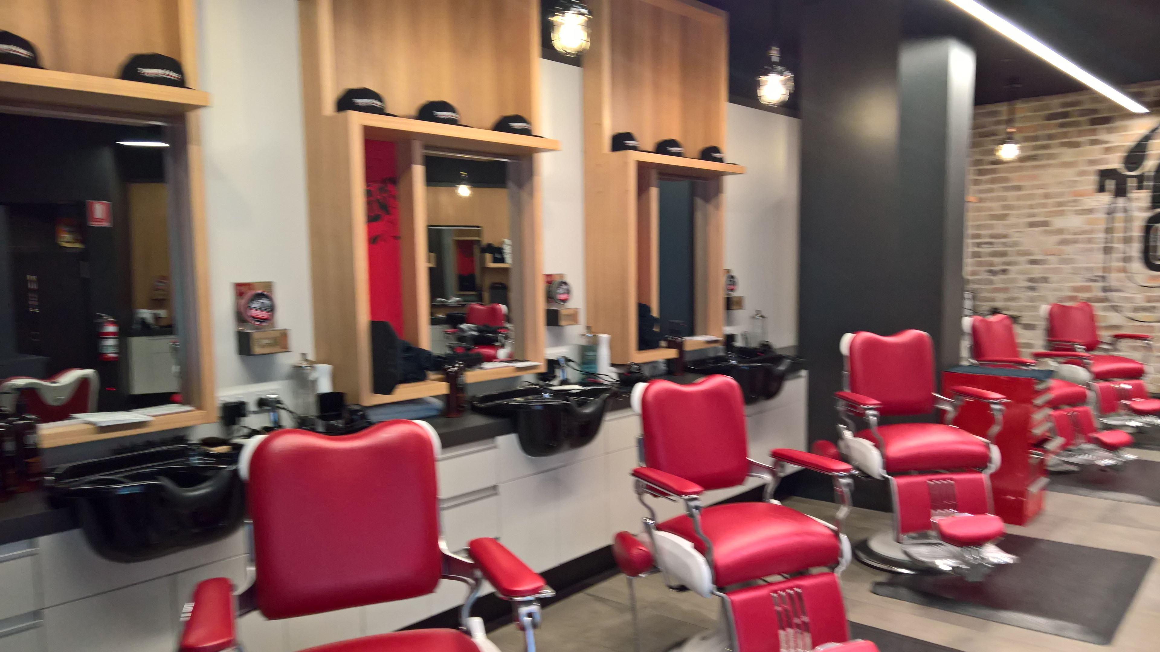Tommy Guns Parramatta Barber Hairdresser