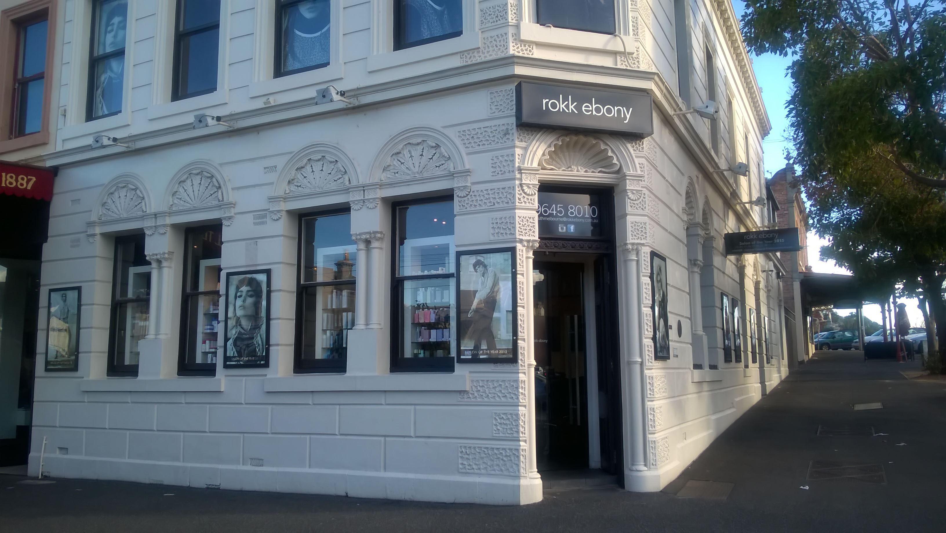 Rokk ebony salons