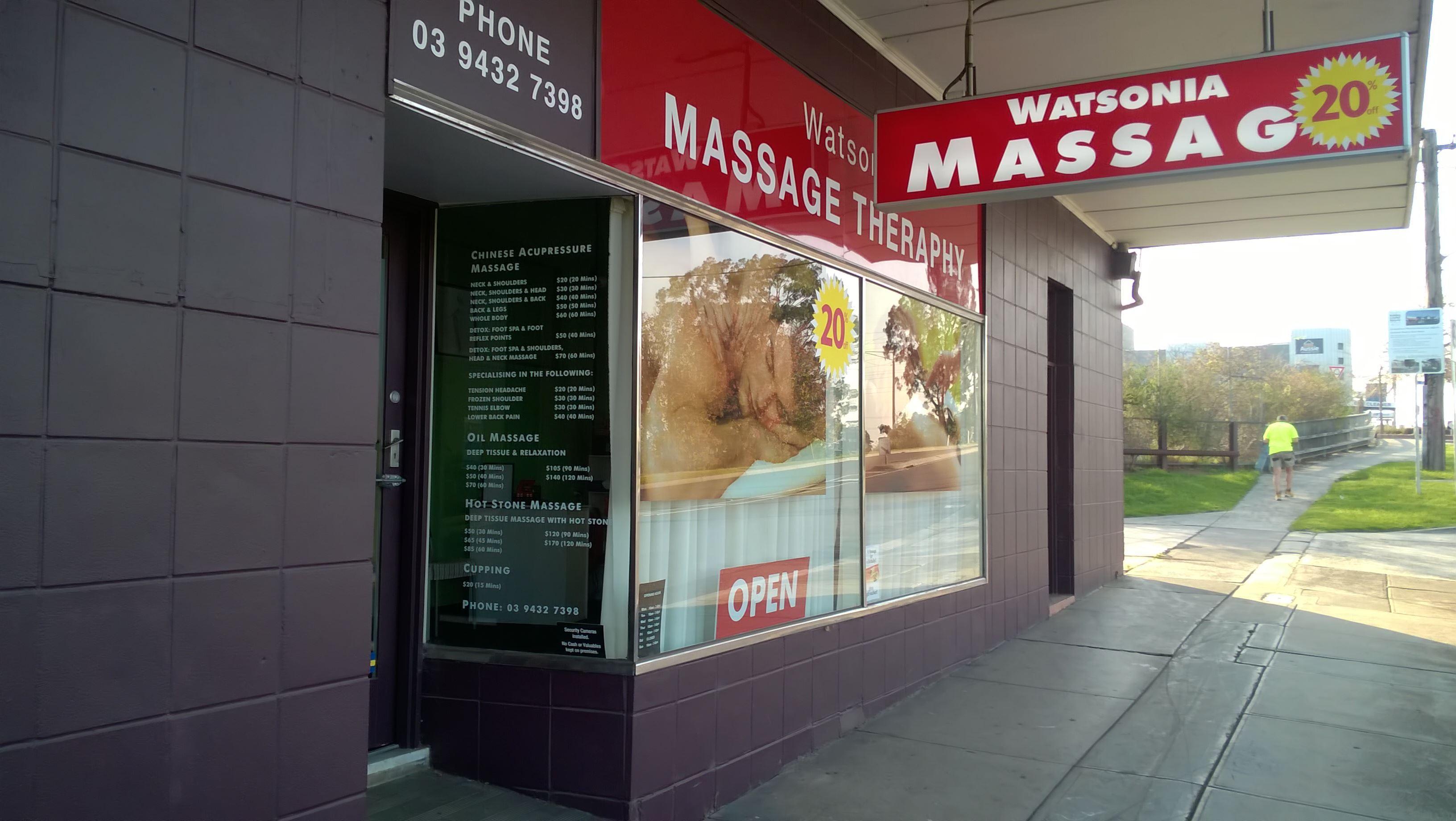 Locanto erotische Massage Melbourne