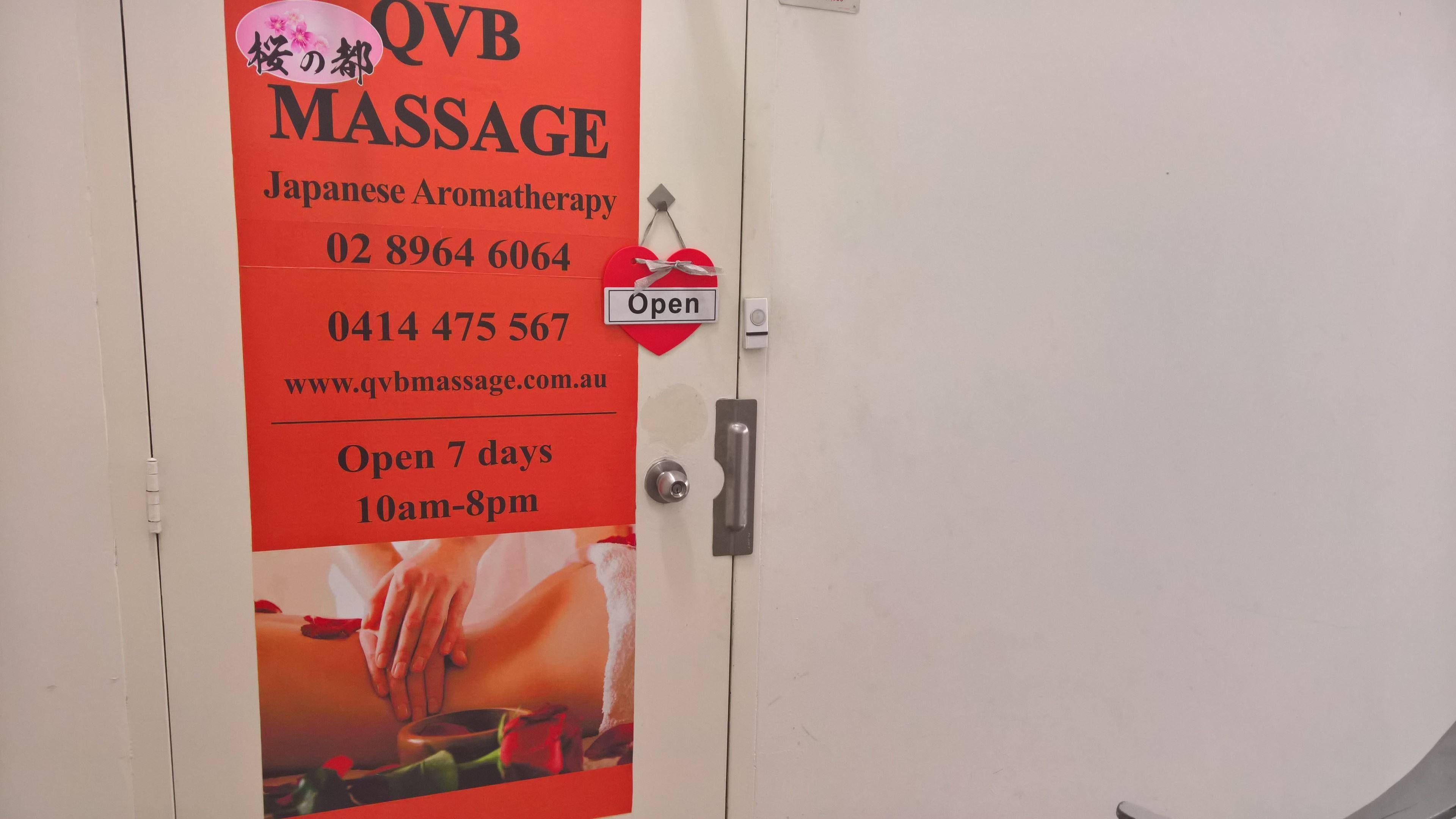 Massage York Street Sydney