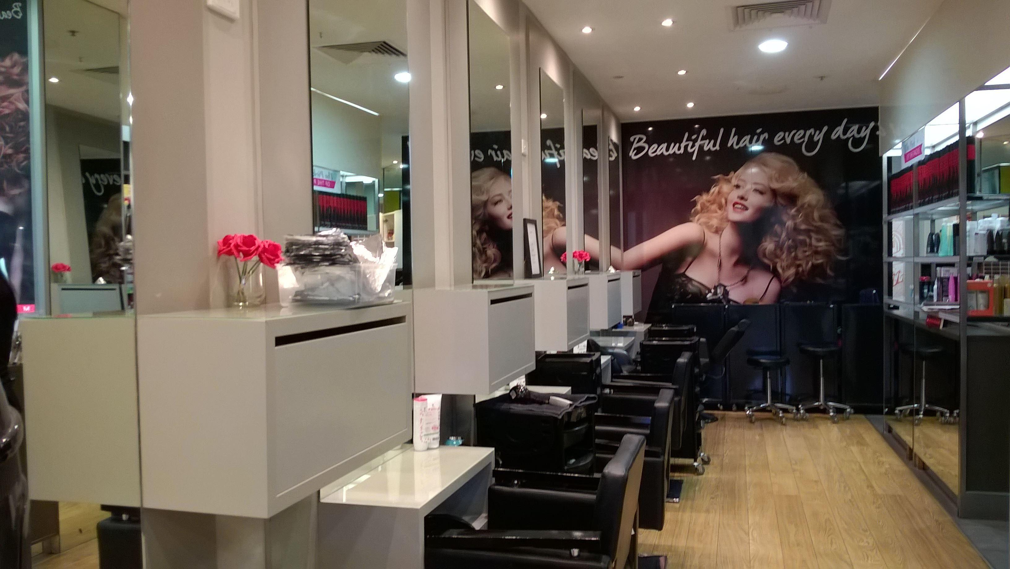 Hairhouse Warehouse Dandenong Plaza Haircuts Hairdresser