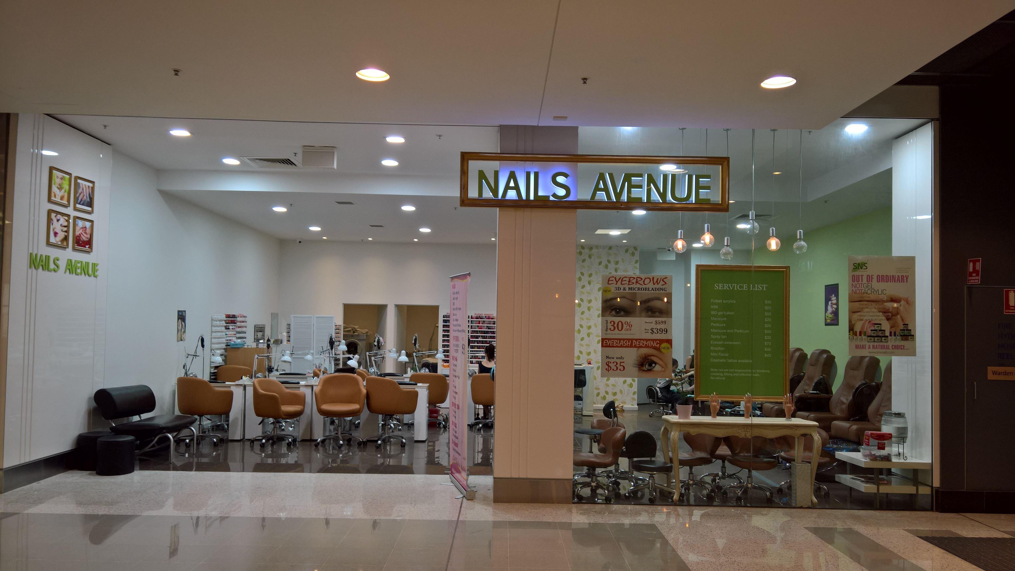 Nails Avenue Manicure Nails
