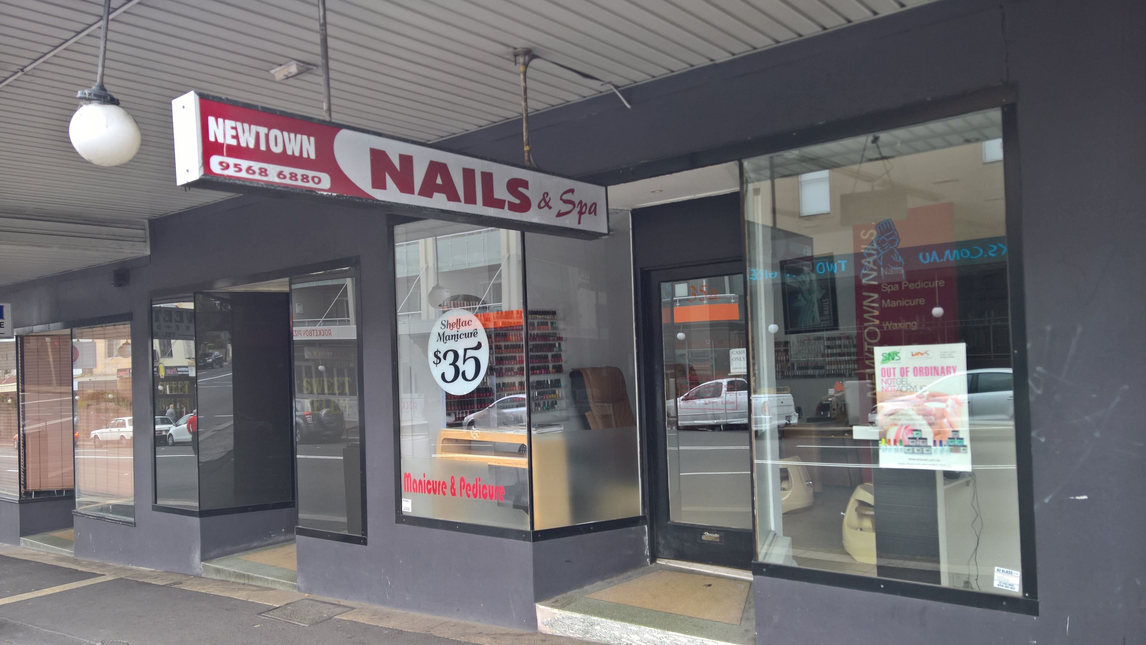 Newtown Nails and Spa | Manicure | Nails