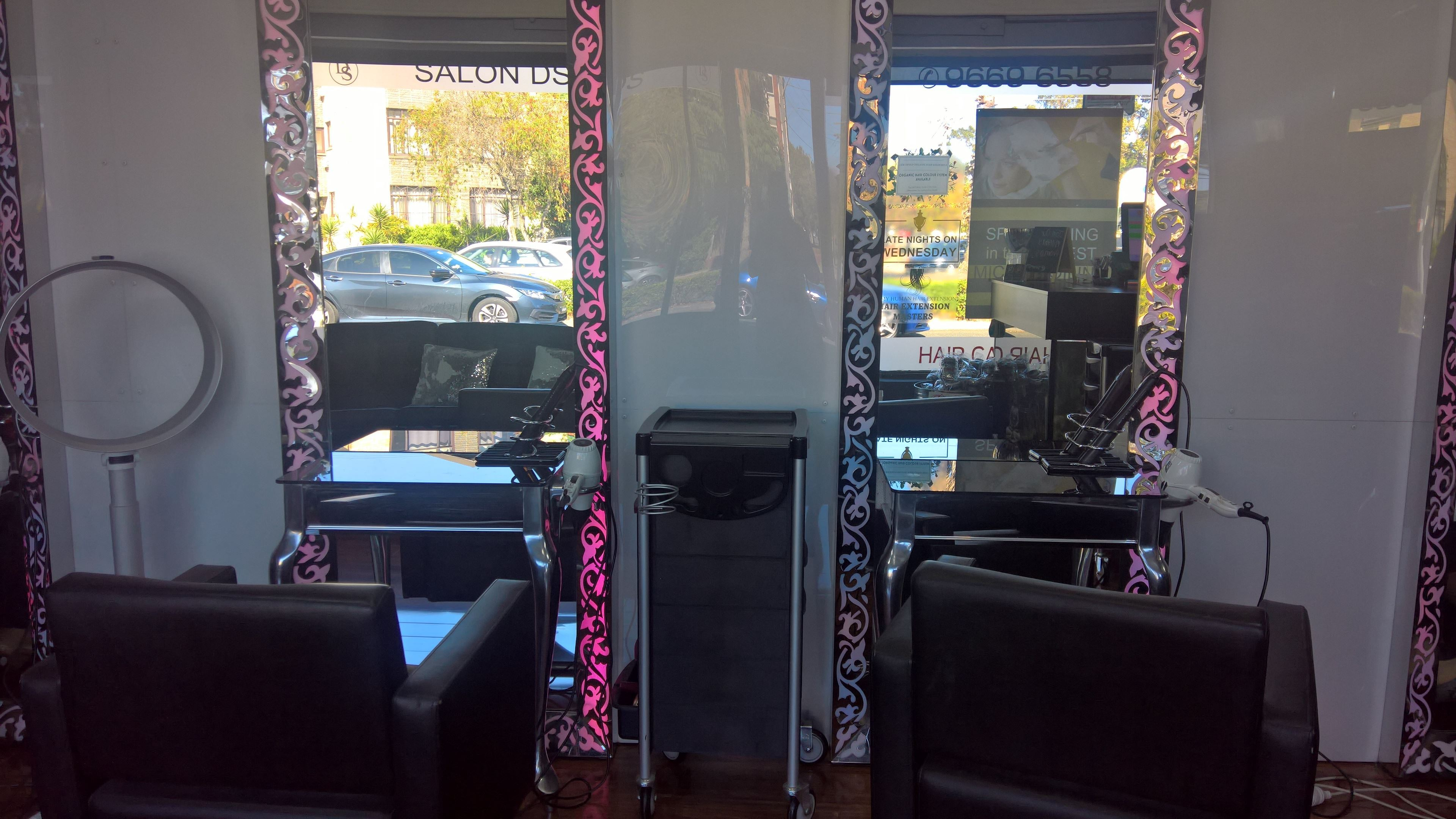 Salon Ds Hair Care Specialist Hair Extensions Hairdresser