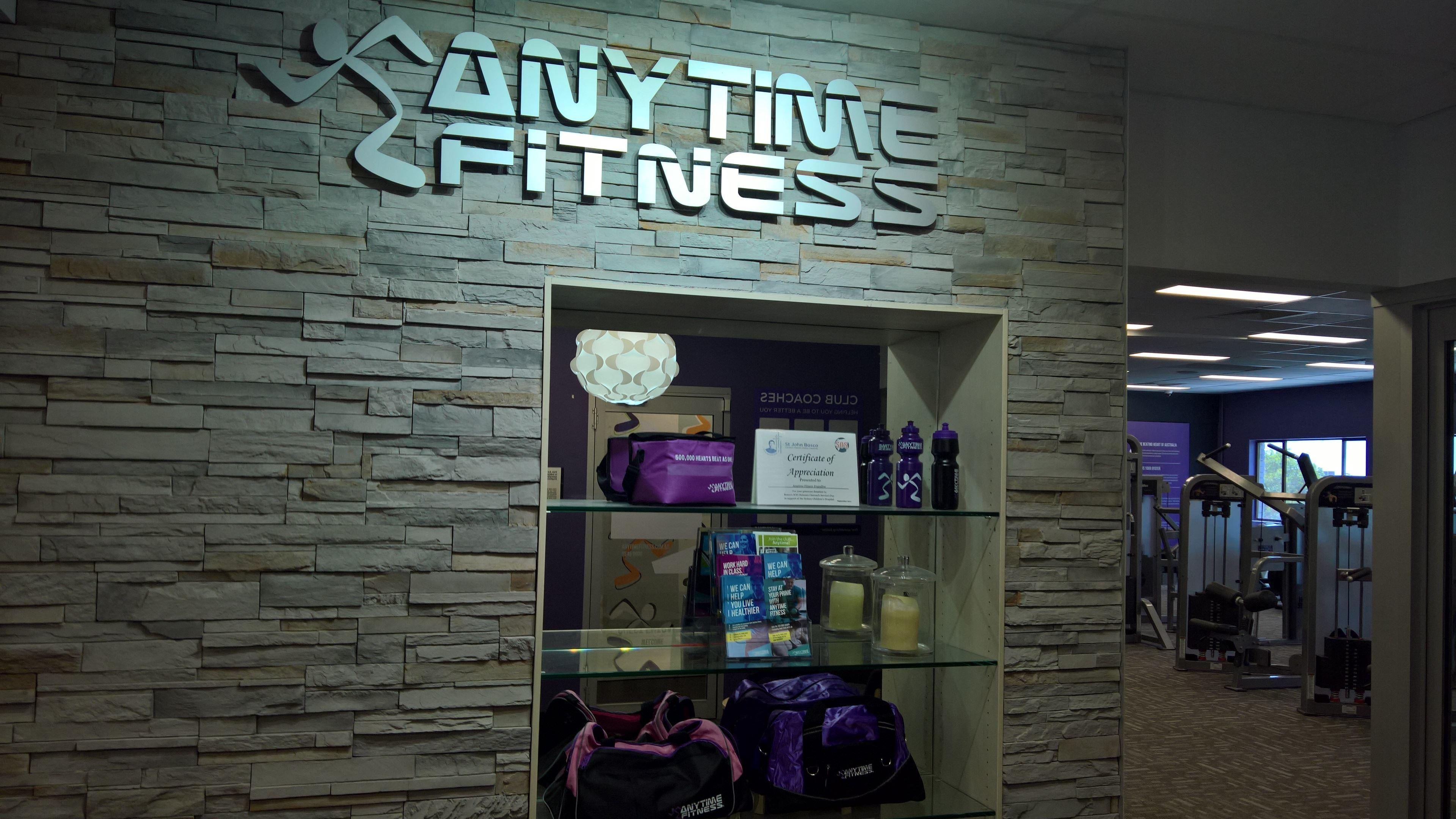 Engadine gym