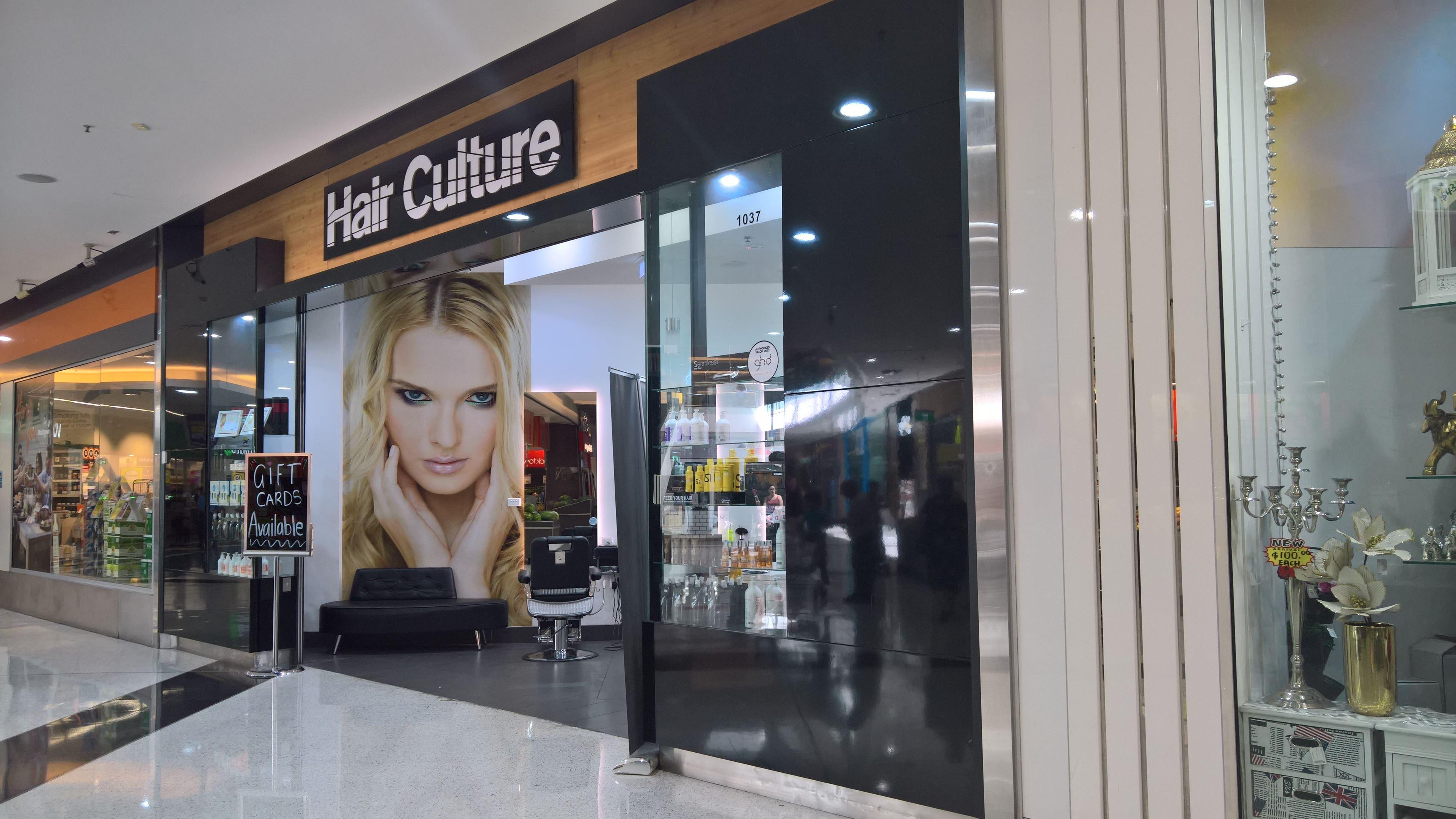Hair Culture Blacktown Haircuts Hairdresser