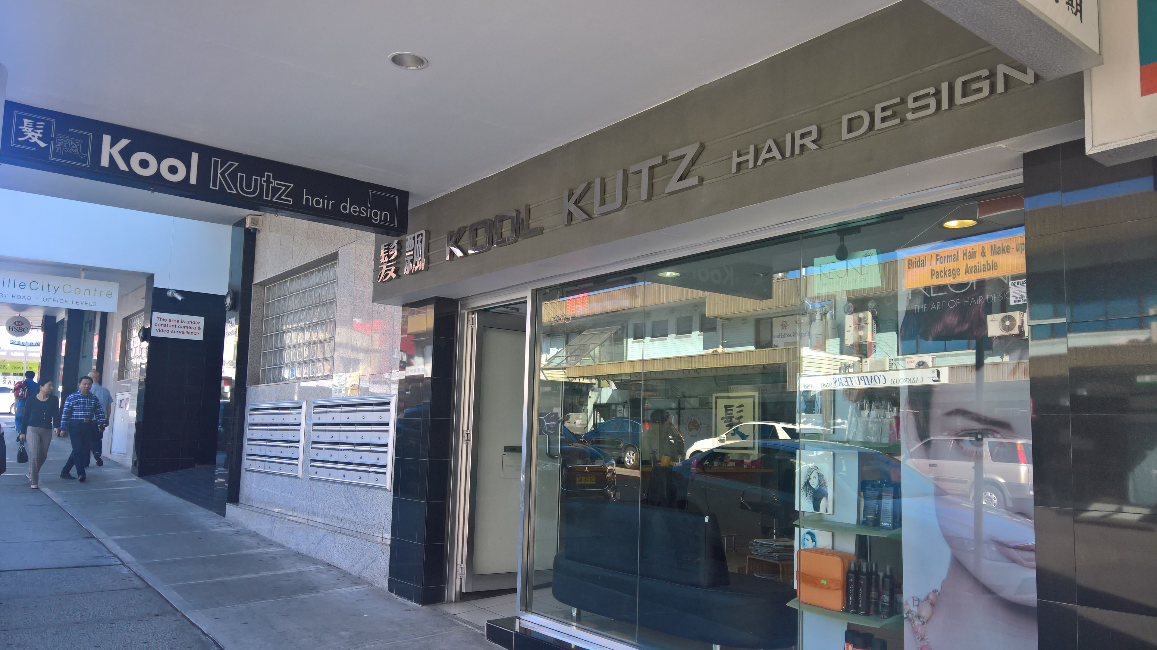 Kool Kutz Hair Design Haircuts Hairdresser