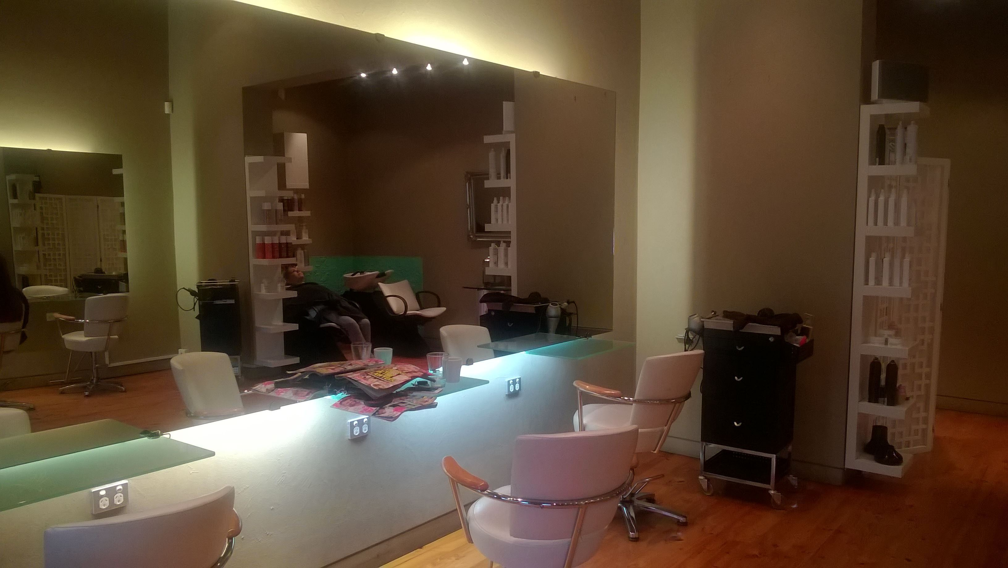 The Red Door Hair Lounge Haircuts Hairdresser