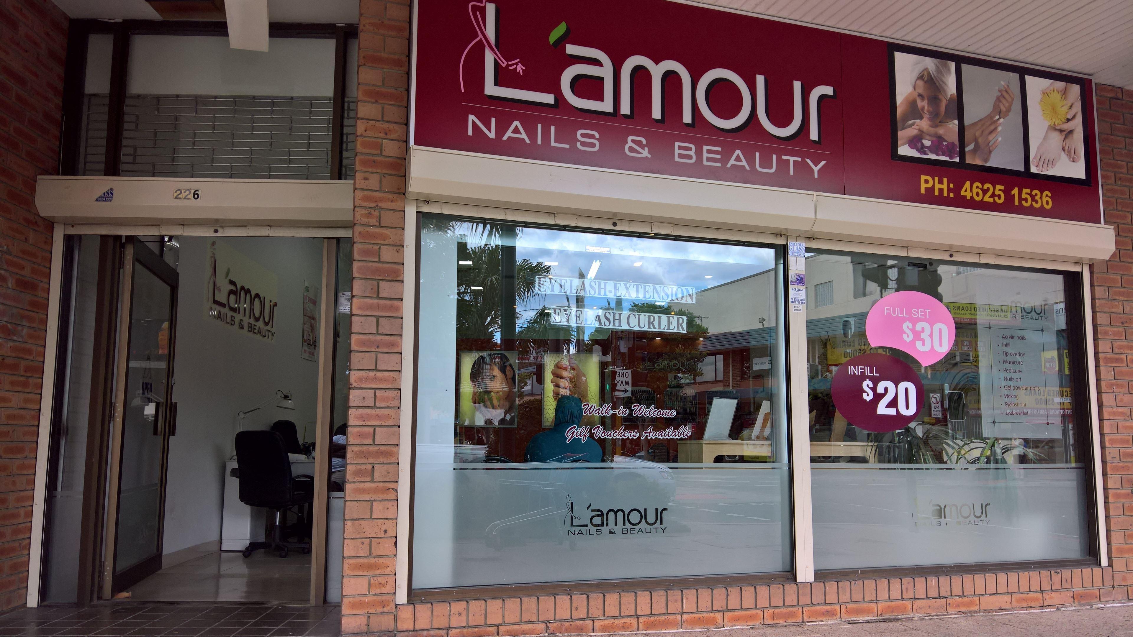 L'amour Nails And Beauty | Acrylic Nails | Nails