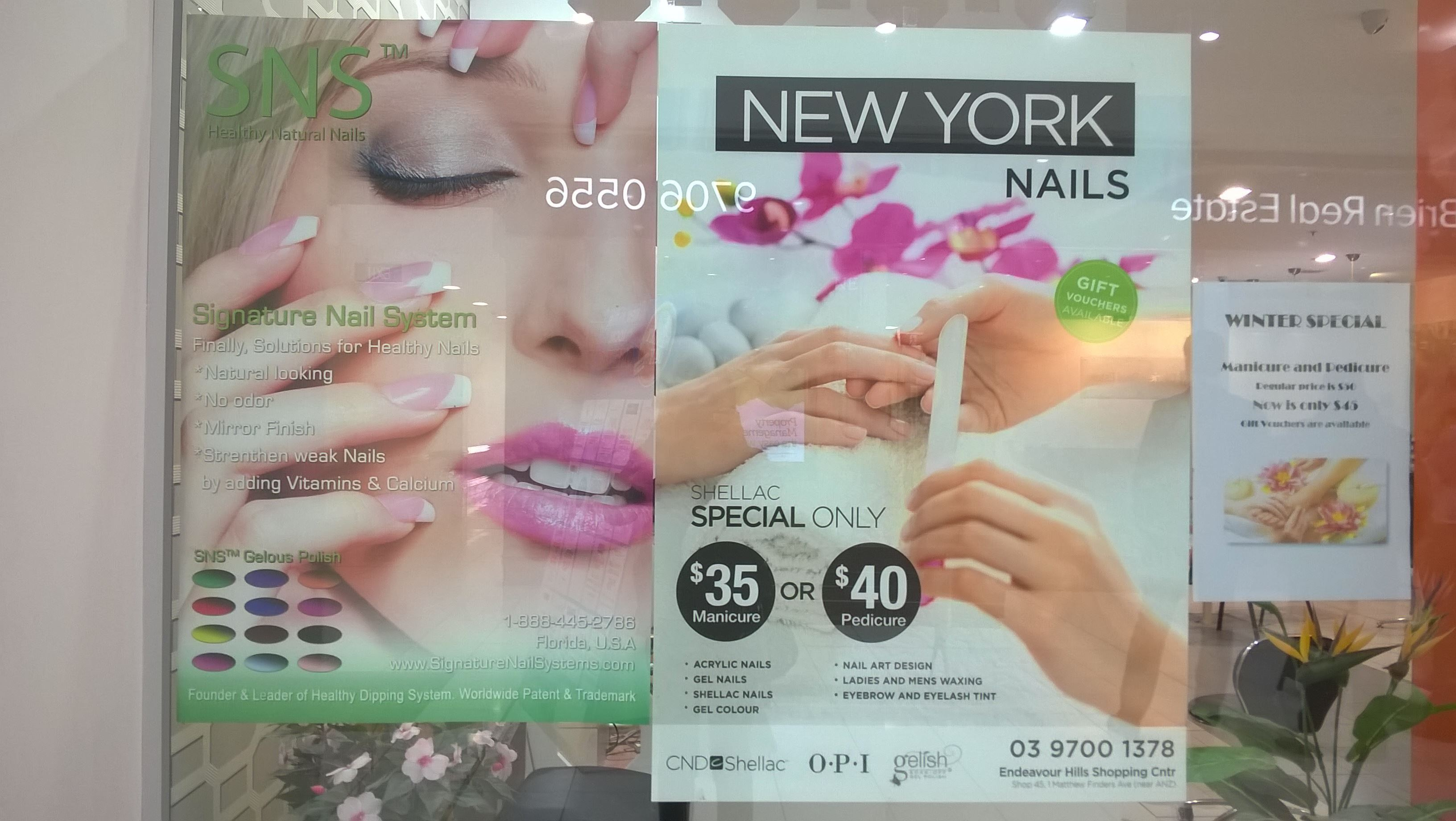 New York Nails Endeavour Hills   Acrylic Nails   Nails