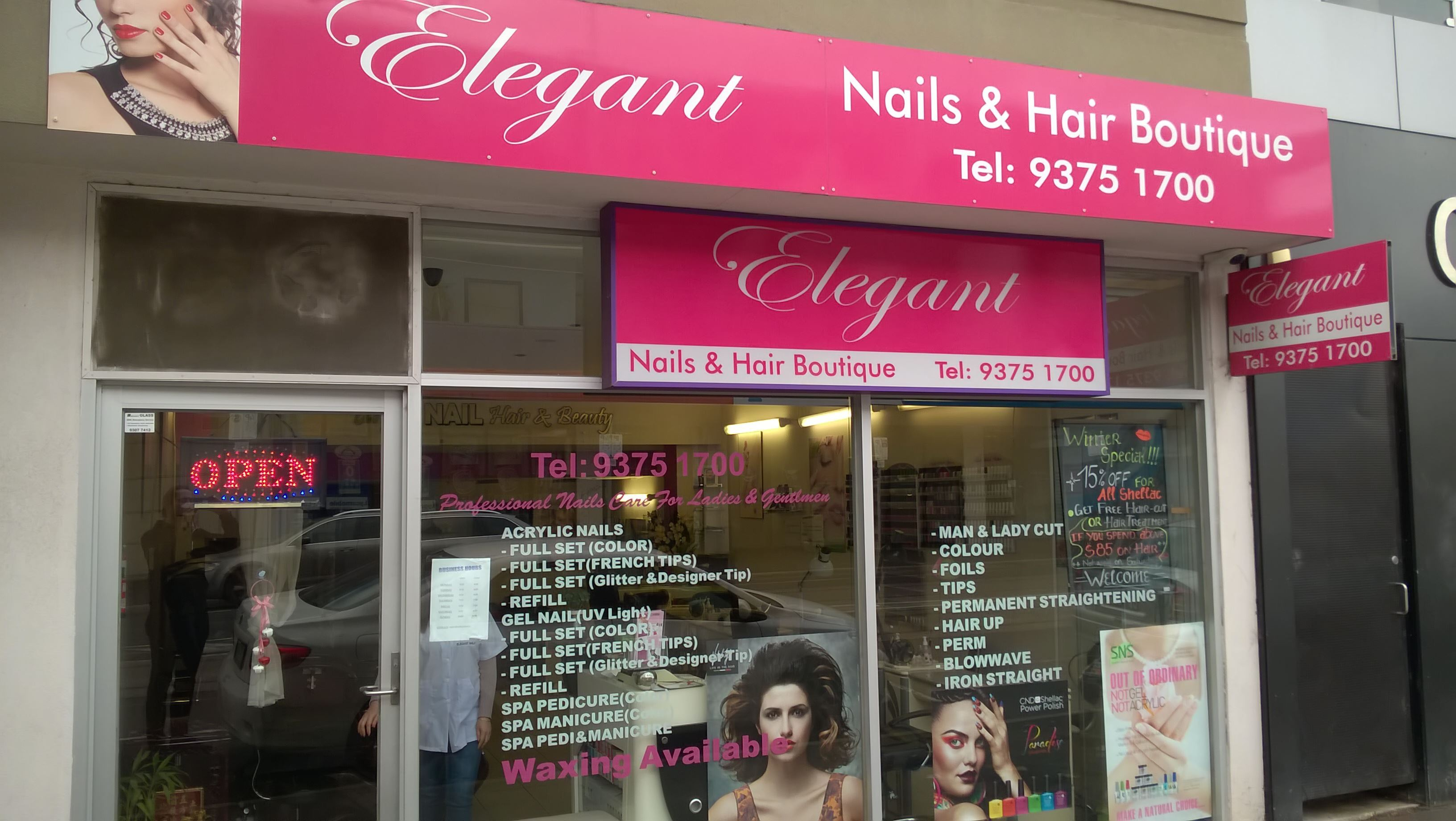Elegant Nails And Hair Boutique | Manicure | Nails