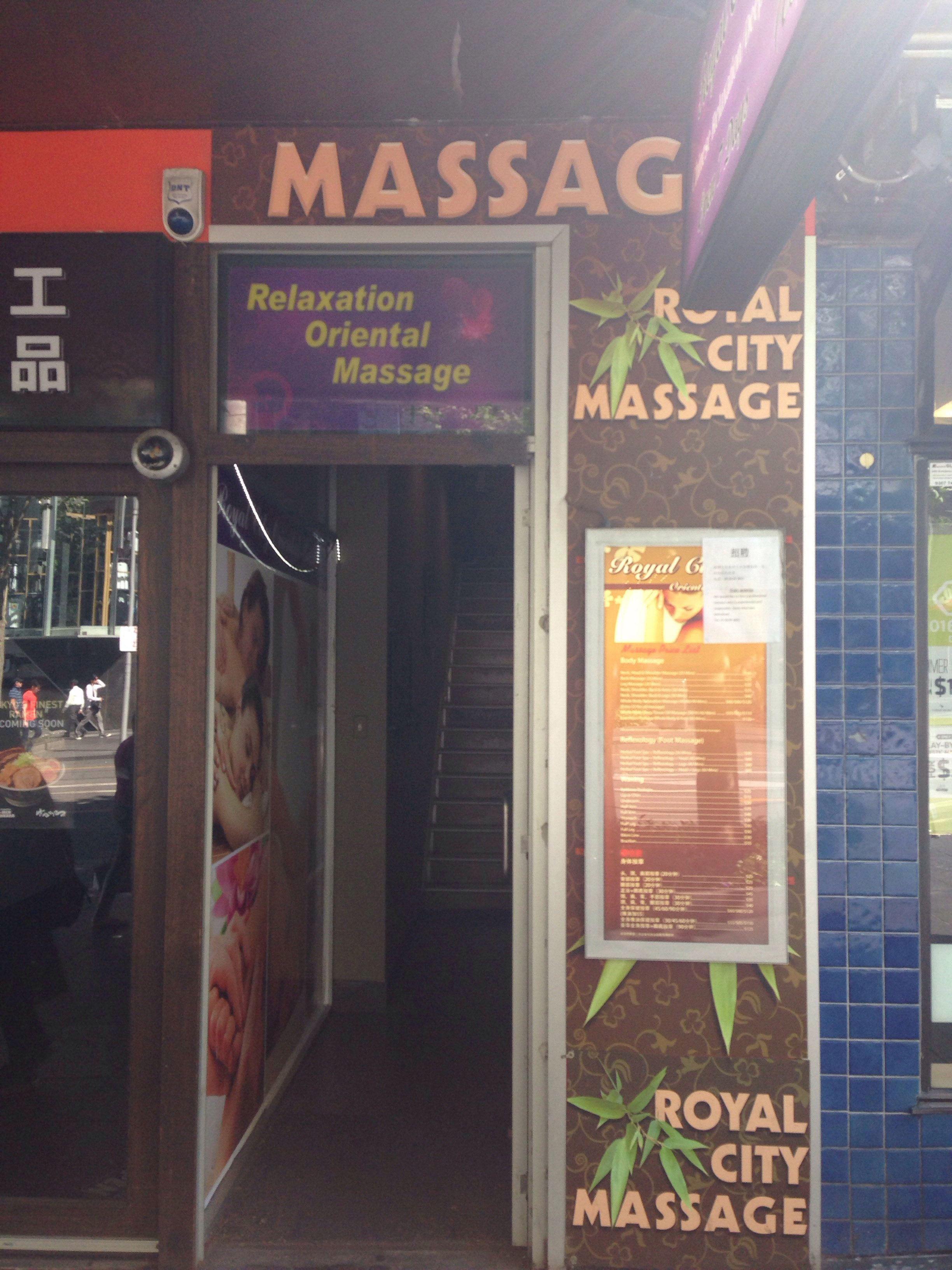 Asian massage blackburn