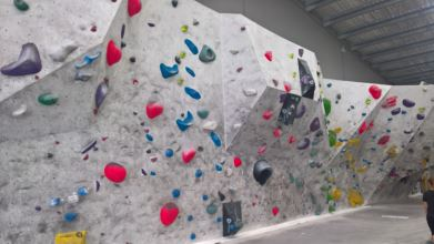9 Degrees Boulder Gym