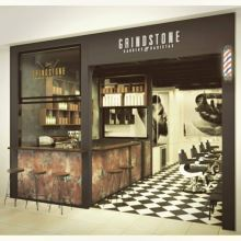 Grindstone Barbers and Baristas