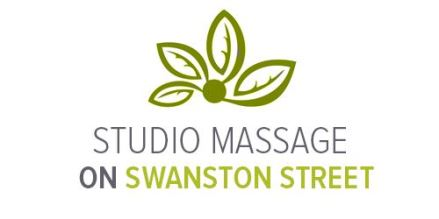 Studio Massage on Swanston Street - Melbourne CBD
