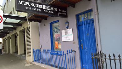 Acupuncture Herbalist Bill Zhang