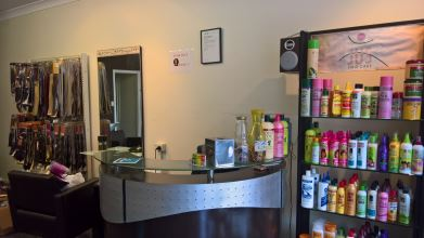 Adom Beauty and Braiding Salon