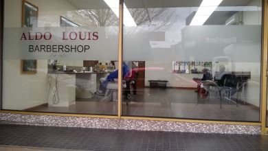 Aldo and Louis Barber Shop