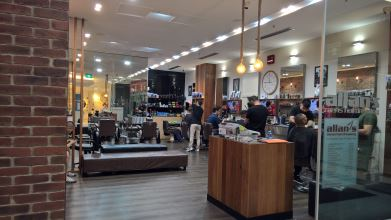 Allan's Men's Hairdressing Blacktown