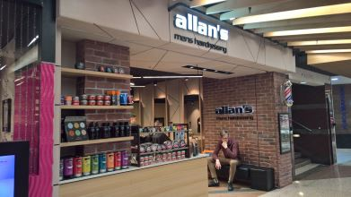 Allan's Men's Hairdressing Greenwood Plaza