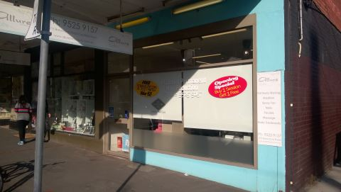 Allure for Beauty