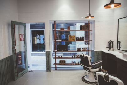 Alpha Barbers Flinders Lane