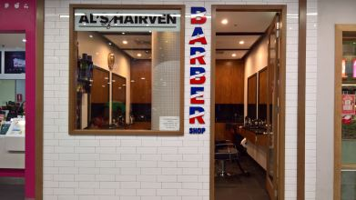 Al's Hairven Barber Shop