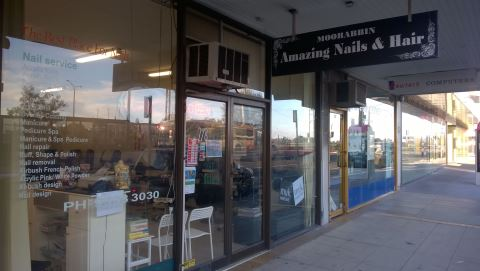 Amazing Nails and Hair