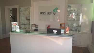 Anti Aging Cosmetic and Laser