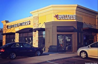 Anytime Fitness Alphington