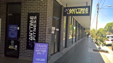 Anytime Fitness Belfield