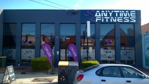 Anytime Fitness Preston