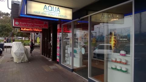 Aqua Hair and Beauty Therapy