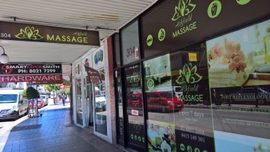 Ashfield Massage