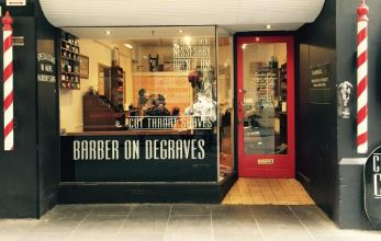 Barber on Degraves