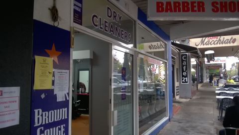 Macedon Barber Shop