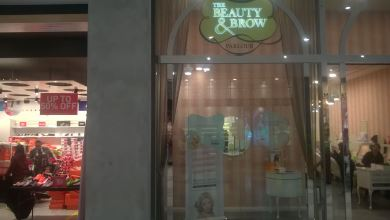 The Beauty and Brow Parlour Pacific Werribee Shopping Centre