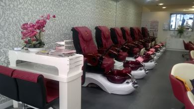 Best Nails and Footspa