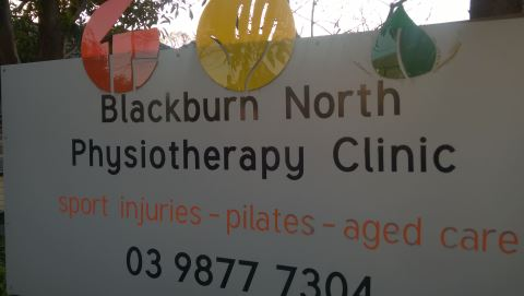 Blackburn North Physiotherapy Clinic