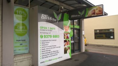 Bliss Thai Massage And Beauty Therapy