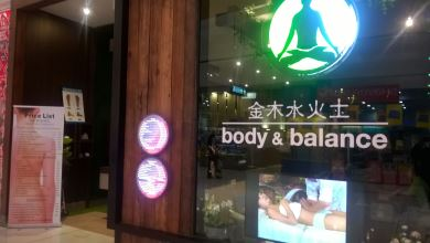 Body and Balance Westfield Plenty Valley
