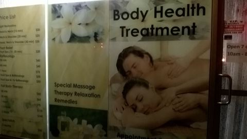 Body Health Treatment