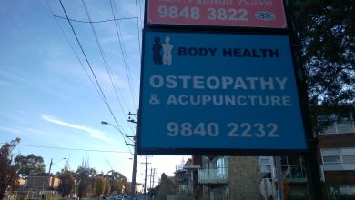 Body Health Osteopathy