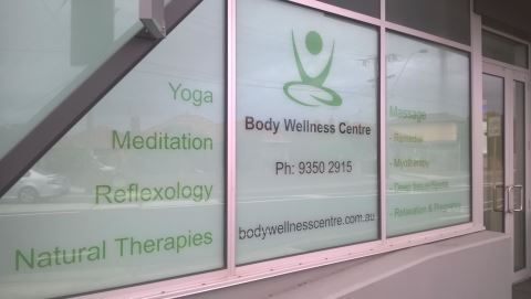 Body Wellness Centre