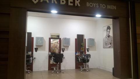 Boys to Men Barber