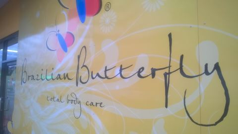 Brazilian Butterfly Glen Waverley