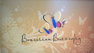 Brazilian Butterfly Keilor