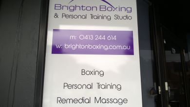 Brighton Boxing